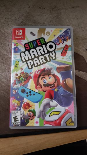 Super Mario Party for Sale in Lakeside, CA