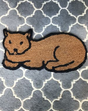 Cat scratching mat for Sale in Lynnwood, WA