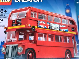 Legos London Bus for Sale in Claremont,  CA