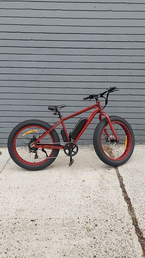 "NEW Electric Bicycle ""TJC"" Burn 48v 500w for Sale in San Diego, CA"