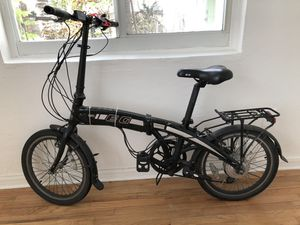 "20"" Electric Folding Bicycle (AS IS) for Sale in Miami, FL"