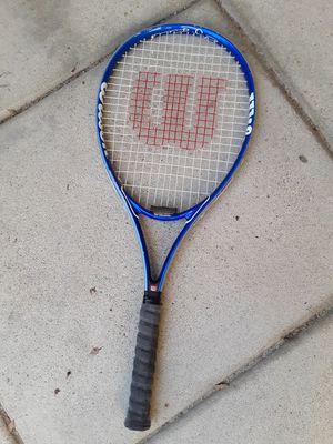 Very Nice Tennis Racket for Sale in San Marcos, CA