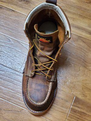 Work boots steel toe for Sale in Bellevue, WA