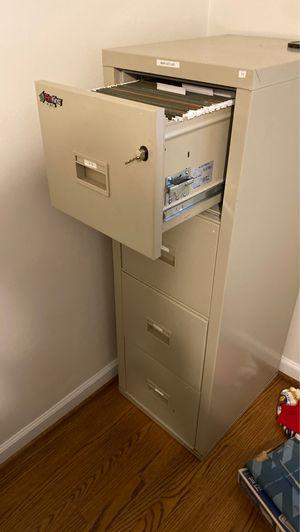 FireKing fire proof filing cabinet. for Sale in Norfolk, VA
