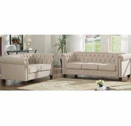 Living Room Set Sofa And Loveseat for Sale in Finleyville,  PA