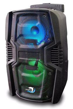 "Portable Bluetooth Speaker Sound 7"" Party Parlante Inalámbrico Bocina DOLPHIN SP-26RBT for Sale in Miami,  FL"