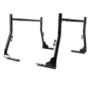 (Tool Box Friendly) Extendable Steel Pick-Up Truck Ladder Rack Two-bar Set for Sale in Covina, CA