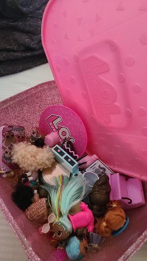 Random LOL dolls and accessories. for Sale in Sacramento, CA