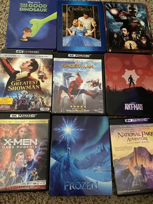 4K movies for Sale in Fort Worth, TX