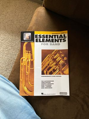 Band book for Baritone for Sale in Menasha, WI