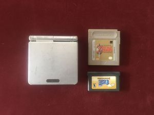 Nintendo Gameboy Advance System with Games for Sale in Irvine, CA