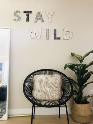 STAY WILD Wall Decor for Sale in Corona, CA