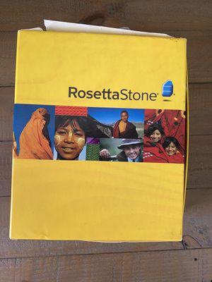 Rosetta Stone Spanish for Sale in Carlsbad, CA