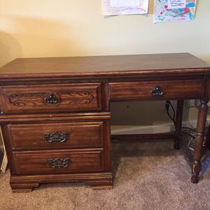 Wood Desk for Sale in Gresham, OR