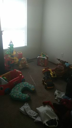 Toy baby clothes truck for Sale in Columbus, OH