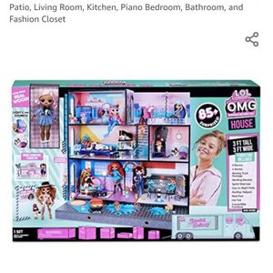 LOL Doll HOUSE for Sale in Princeton, TX