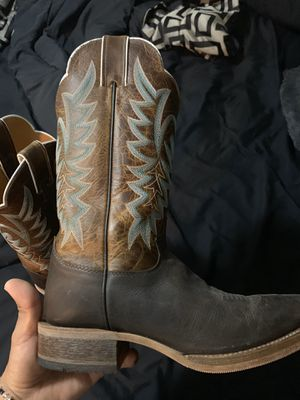 Justin Boots for Sale in Mulberry, FL