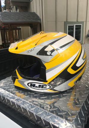 HJC Dirt Bike Helmet for Sale in Conifer, CO