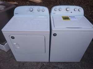 WASHER/DRYER. DEAL OF THE DAY! $749.99 for Sale in Durham, NC