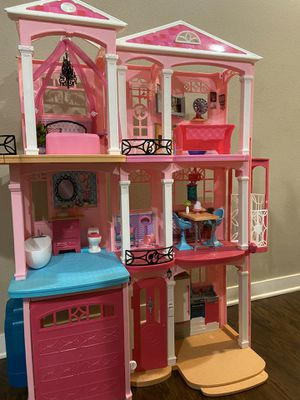 Barbie Dreamhouse!!! Like New!!! for Sale in Carson, CA