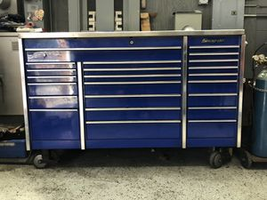 Snap on tool cabinet for Sale in Finksburg, MD