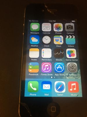 iPhone 4 Black 8 GB for Sale in New York, NY