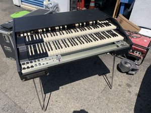 1968 BILL BEER Hammond B-3 Organ EXTREMELY RARE for Sale in Glendale, CA