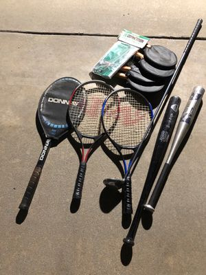 Sports stuff different prices. $3,5,10,20 OBO for Sale in San Bernardino, CA