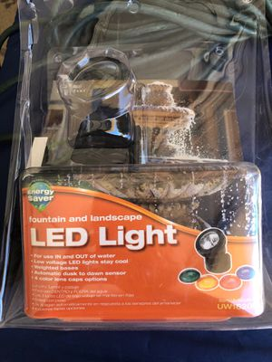 Fountain and landscape LED Lighting for Sale in Chula Vista, CA