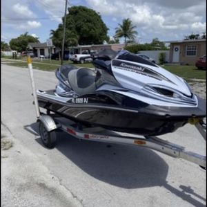KAWASAKI ULTRA 300 LX 2012🔥 78 Hours for Sale in Hialeah, FL