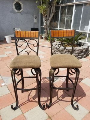 Use bar stools. for Sale in Los Angeles, CA