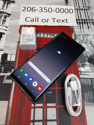 Unlocked samsung Galaxy Note 8 for Sale in Seattle, WA