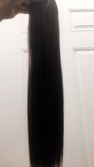 "14 "" inch human hair for Sale in Orlando, FL"