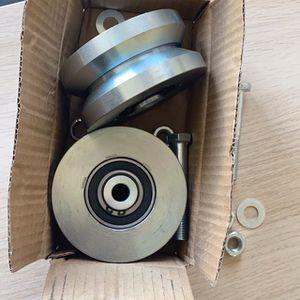 """4"""" V Grove Caster Wheel V Grove wheel for Sliding Gate Heavy Duty for Sale in Los Angeles, CA"""