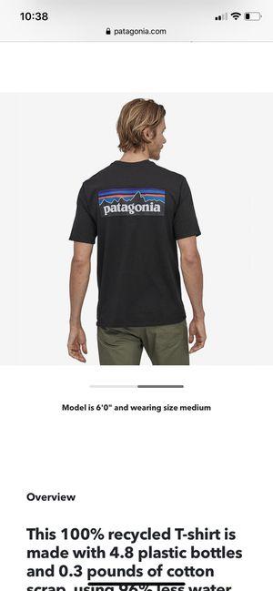 Patagonia large men t shirt for Sale in San Jose, CA