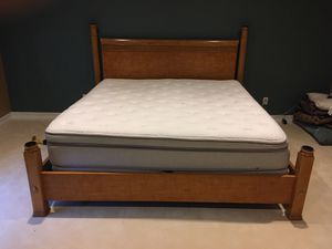 MASTER BEDROOM SOLID WOOD SET for Sale in Torrance, CA