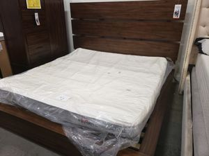 New king size platform bed frame tax included delivery available for Sale in Hayward, CA