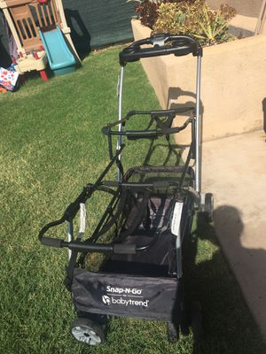 Double snap and go stroller for Sale in Los Angeles, CA