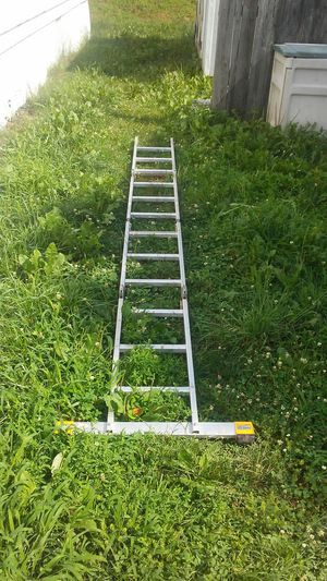 Krause Multimatic 12 ft ladder for Sale in Alexandria, VA