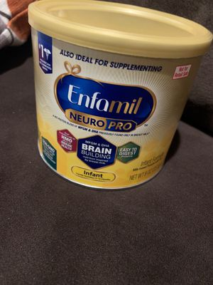 Enfamil formula for Sale in South Gate, CA
