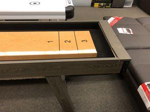 9' shuffleboard for Sale in PA, US