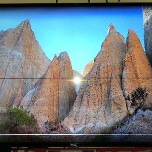 "55"" 4K TCL Roku Smart TV for Sale in Fresno, CA"