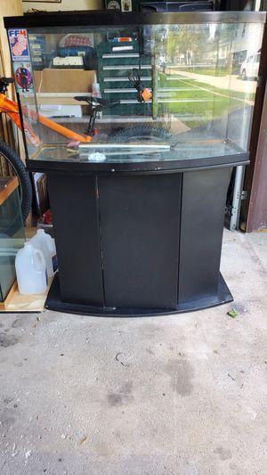 46 Gallon Bow Tank for Sale in South Elgin, IL