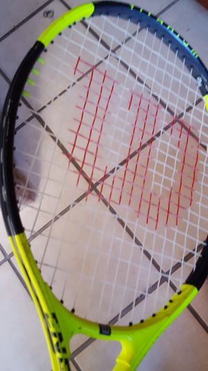 Wilson tennis racket for Sale in Clearwater, FL