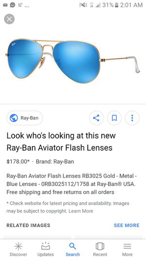 Brand new Ray-Ban sunglasses for Sale in Groves, TX