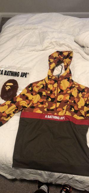 Bape Hoodie Jacket for Sale in Marietta, GA