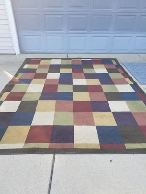 Large Area Rug, 2 matching runners, 2 doorway rugs for Sale in Joliet, IL