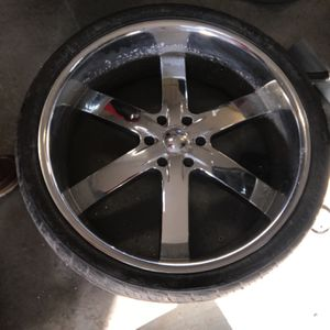 """26"""" Rims for Sale in Liberty Hill, TX"""