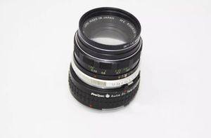 Minolta Vintage Camera Lens 1:17 F=55 mm w/ ProSpec 2X TeleConverter for Sale in Columbus, OH