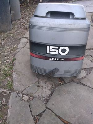 Mercury outboard motor cover for Sale in Springdale, MD